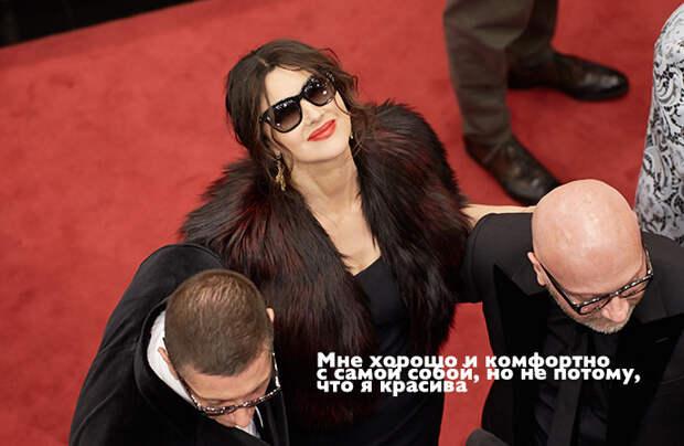 В чем сила, сестра? Мотивация на успех от Джоли, Белуччи и Гаги - фотография 9