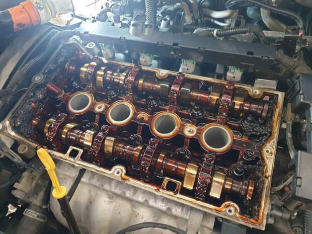 Почему современные двигатели одноразовые