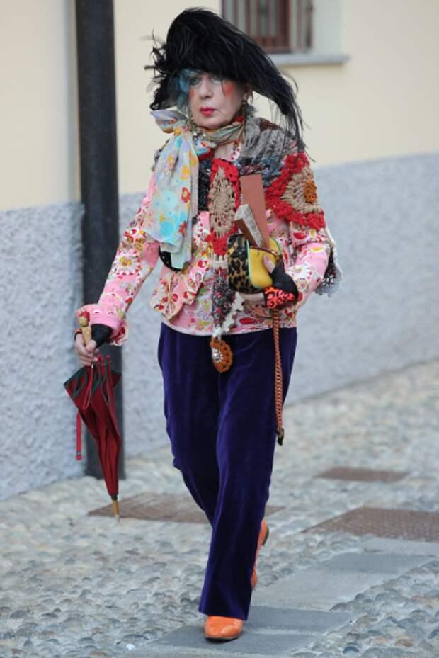 Что можно назвать экстравагантностью в одежде? Какой это стиль?