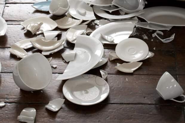 Разбили посуду? Не спешите выбрасывать!