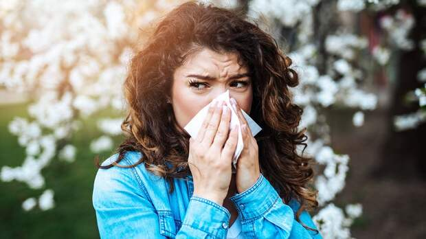 Врач рассказала об эпидемии аллергий в России