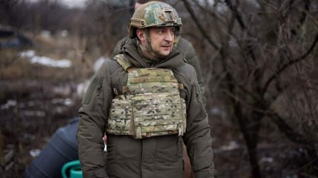 Президент Украины вместе с диппредставителями стран G7 и ЕС прибыл в Донбасс