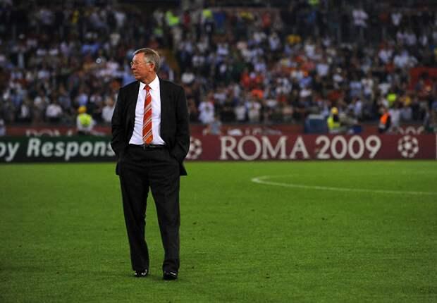 065 Алекс Фергюсон: Самый титулованный тренер Манчестер Юнайтед
