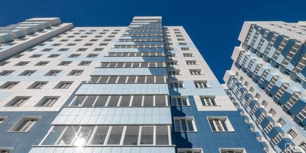 В Бабушкинском построят новые дома по программе реновации