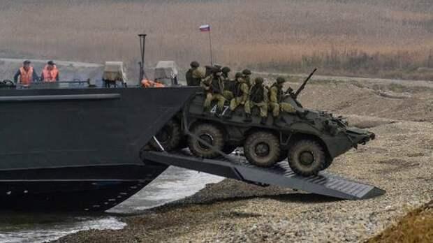 В США сообщили, когда Россия захватит Херсонскую область