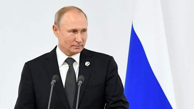 Президент Путин прокомментировал обращение Зеленского с просьбой «вернуть» украинских моряков