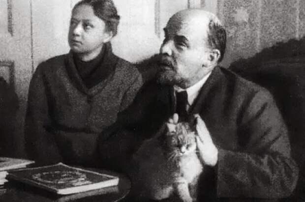 Когда Надежда Крупская стала Лениной
