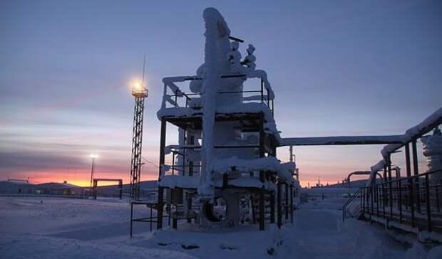 Ж/д терминал для отгрузки конденсата сКовыкты начал строить «Газпром»