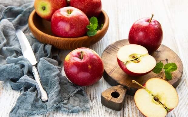 В яблочной кожуре много витаминов и антиоксидантов. / Фото: goodfon.ru