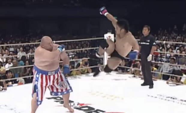 Боевой рестлинг: борцовская техника в ММА