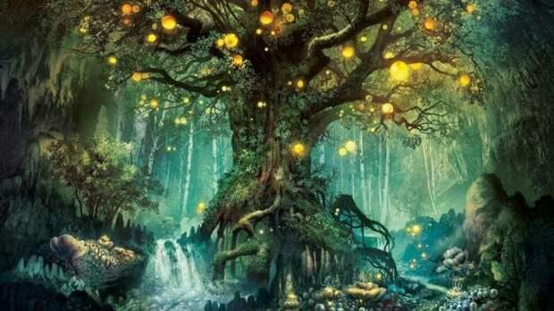 Древние люди верили в чудотворные свойства растений / Фото: aminoapps.com