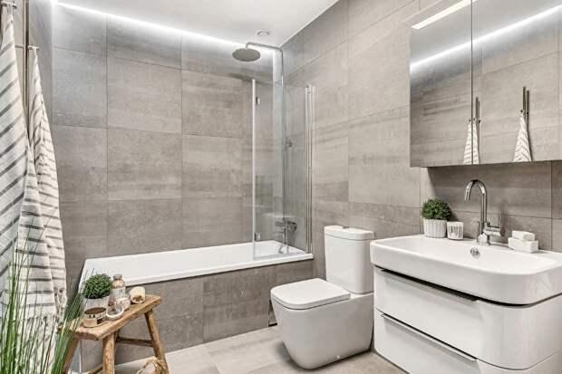 Как сохранять ванную комнату чистой