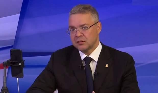 Владимиров назвал «грязью» и «Колизеем» дело начальника ГИБДД Ставрополья