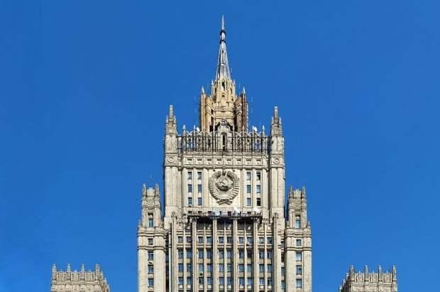 МИД РФ призвал стороны палестино-израильского конфликта к сдержанности