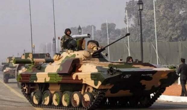 Индия берется за модернизацию БМП-2