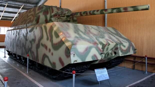 Топ-5 самых невероятных военных разработок Третьего рейха