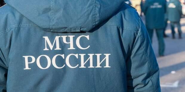 Пожар на складе в Ростове-на-Дону локализован
