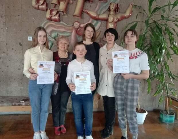 Учащиеся ГУО ´Детская школа искусств №1 имени Е.К. Тикоцкого г. Бобруйска´ достойно выступили на третьем отборочном этапе IX...