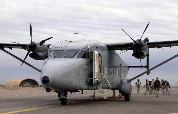 Самолет для своей ниши. Short C-23 Sherpa