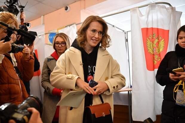 Пойдет ли Собчак на выборы в Петербурге