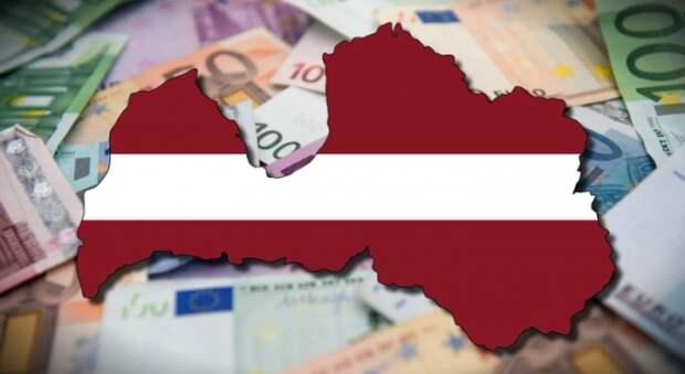Экономика Латвия полетела в пропасть