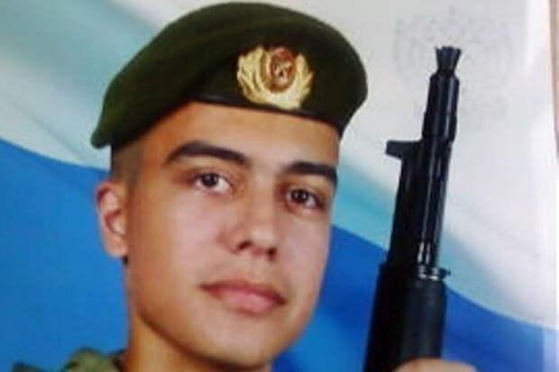 Офицер предстанет перед судом по делу о гибели найденного с пакетом на голове солдата под Воронежом