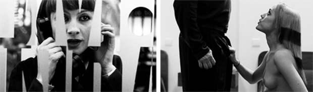 Кадры из фильма «Фауст5.0», реж. А.Олле, И. Ортиз, К.Падриза, 2001