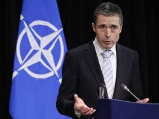 Новость на Newsland: Расмуссен: у НАТО есть данные о вине ополченцев в крушении Boeing