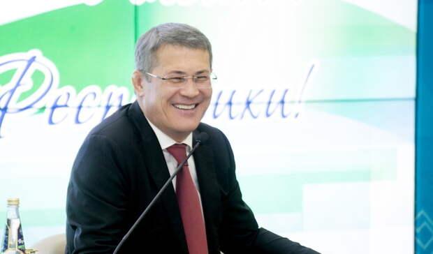 Пресс-служба Радия Хабирова прокомментировала видео омногомиллионном имуществе главы