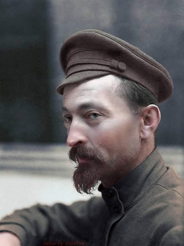 """""""Кулаки"""" при НЭПЕ захватывают власть в деревне. 1924 г."""
