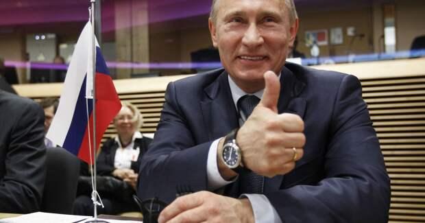 Путин смеется над разработками США в области гиперзвукового оружия