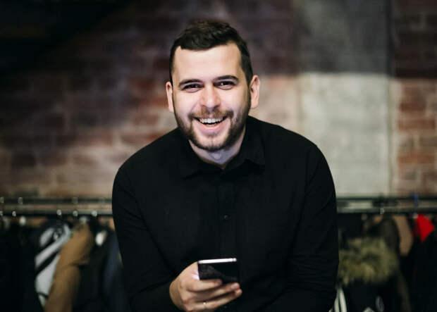 Автор блога Dnative Алексей Ткачук