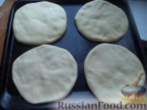 Фото приготовления рецепта: Хачапури (1) - шаг №14