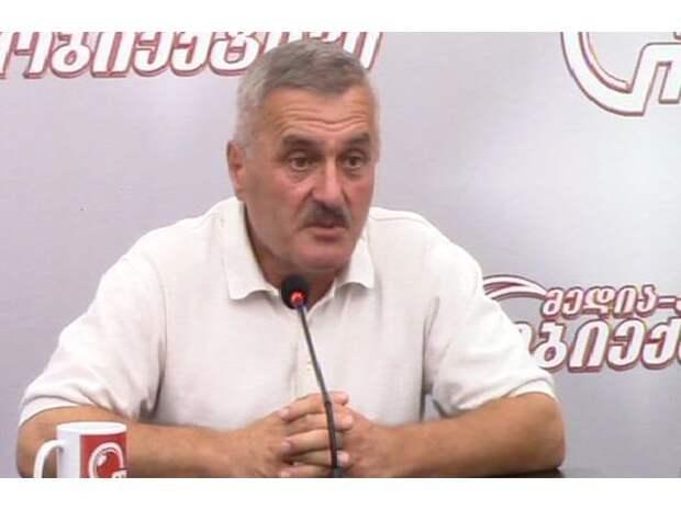 Бывший начальник Генштаба ВС Грузии: «Россия никому Черное море не уступит»