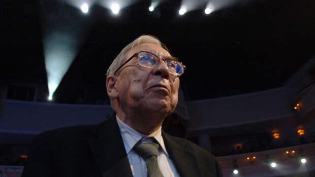 Путин выразил соболезнования в связи со смертью президента журфака МГУ Засурского