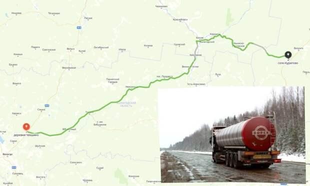В Архангельской области появилось 200 километров федеральных дорог