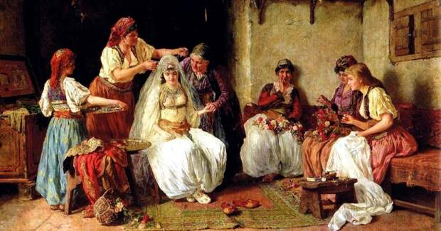 Самая юная невеста в истории Руси, или Почему в 12 рано, а в 16 поздно