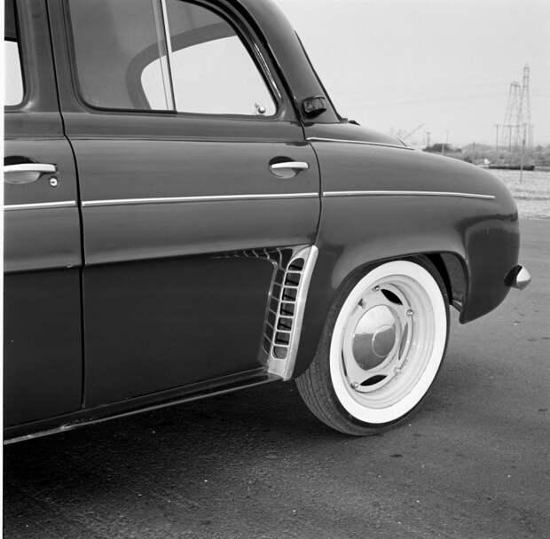 Renault Dauphine — французский утилитаризм под видом лакшери для американцев