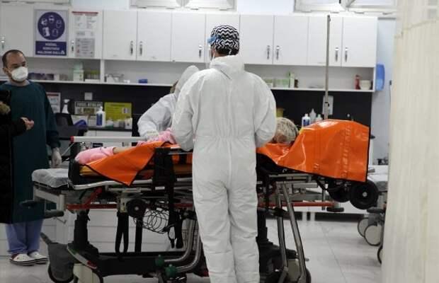 НаТурцию обрушился новый антирекорд пандемии