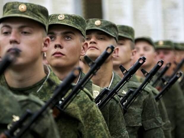 Нужна ли в России обязательная военная служба?