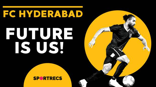 FC Hyderabad. Future is us!