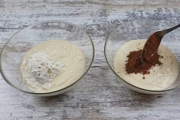 1 стакан манки и 2 стакана кефира (готовлю и на праздник, и на каждый день)