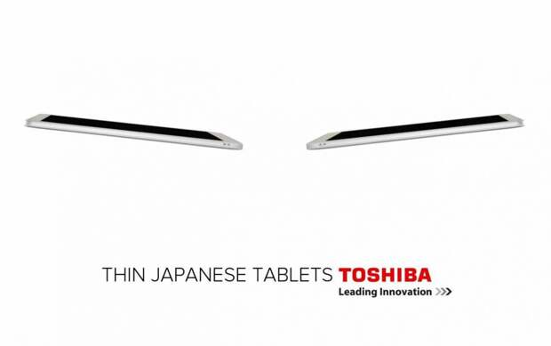 Хорватия обиделась на «узкоглазую» рекламу Toshiba
