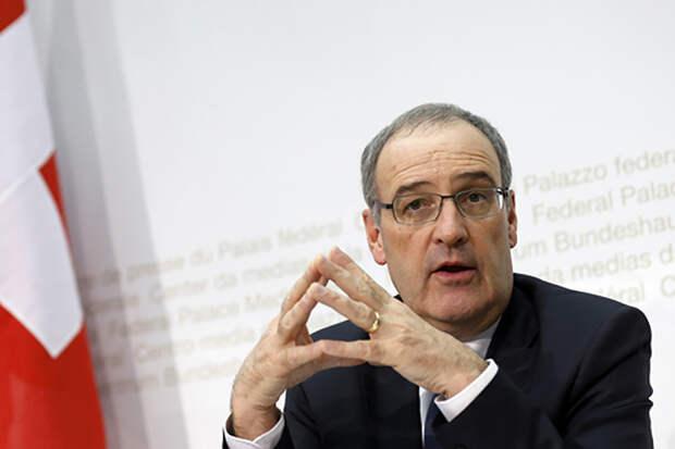 Швейцария уверена в необходимости конструктивного диалога между РФ и США