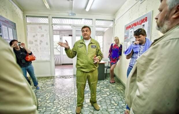 Центр подготовки космонавтов им. Ю.А. Гагарина