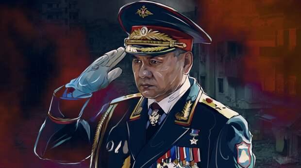 Шойгу обратился к военнослужащим и ветеранам ВМФ с поздравлением