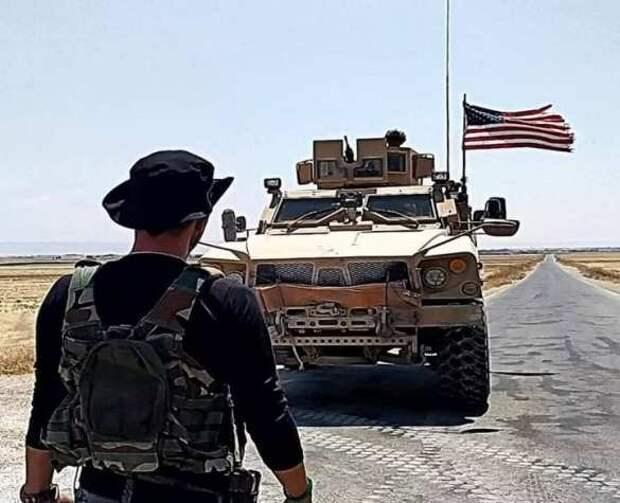 СРОЧНО: военных США прогнали с позором в Сирии