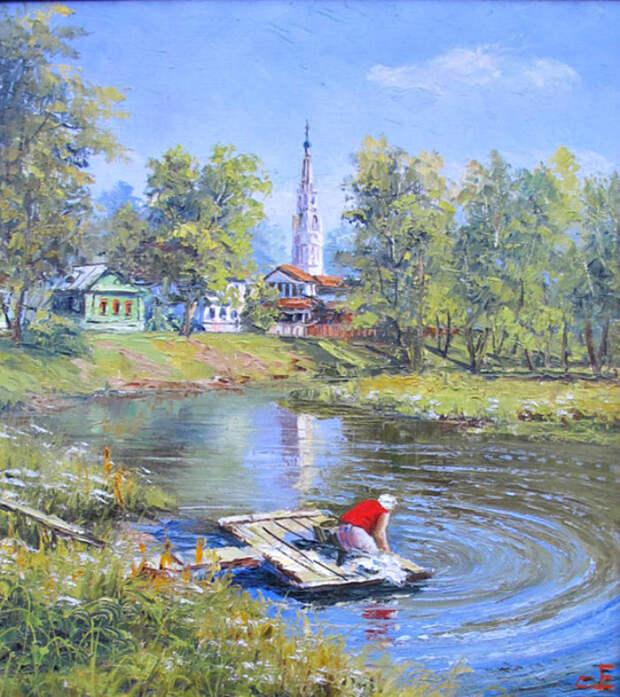 Евгений Синев