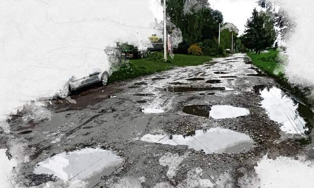 Заложники плохой дороги надеются, что Клычков не обманет