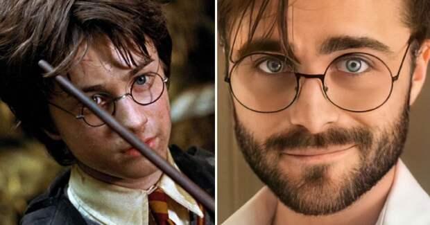 25-летний двойник Гарри Поттера стал звездой соцсетей